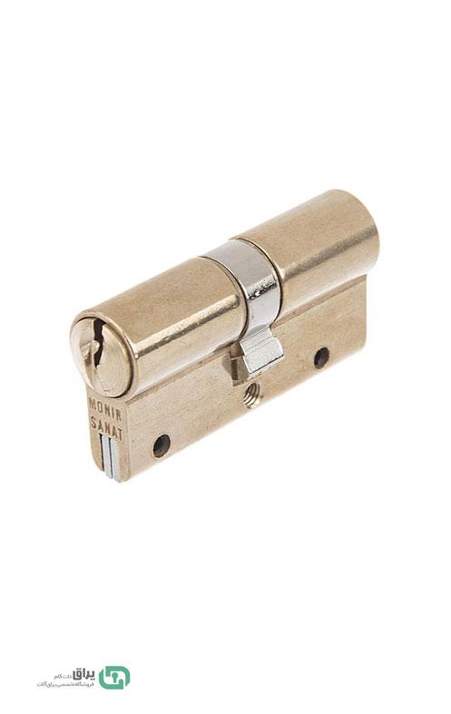سیلندر-6-سانت-کلید-معمولی-طلایی
