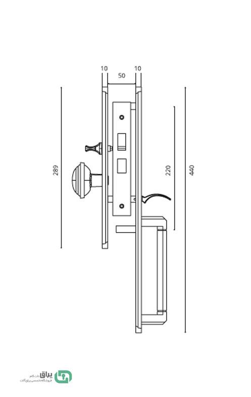 شماتیک-دستگیره-ورودی-E3-MONACO-تیک