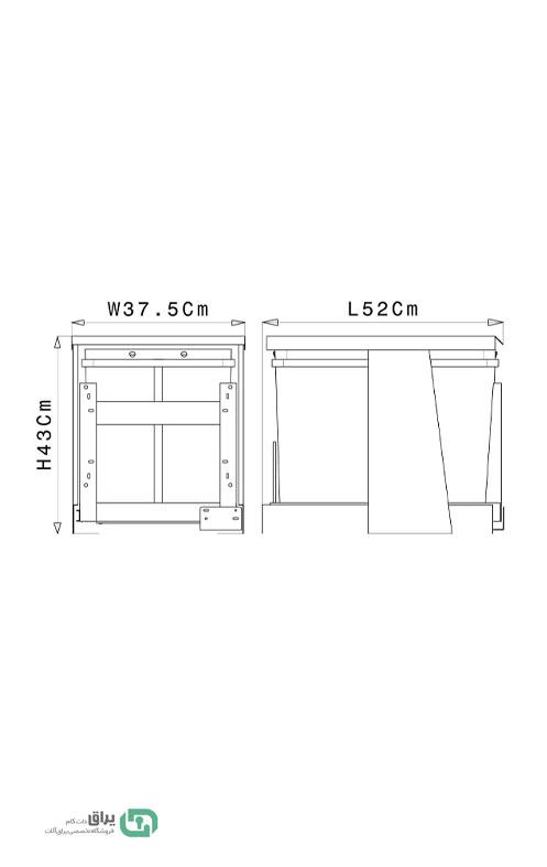 شماتیک-سطل-زباله-دو-مخزنه-ریلی-A832-آدلان-Adlan