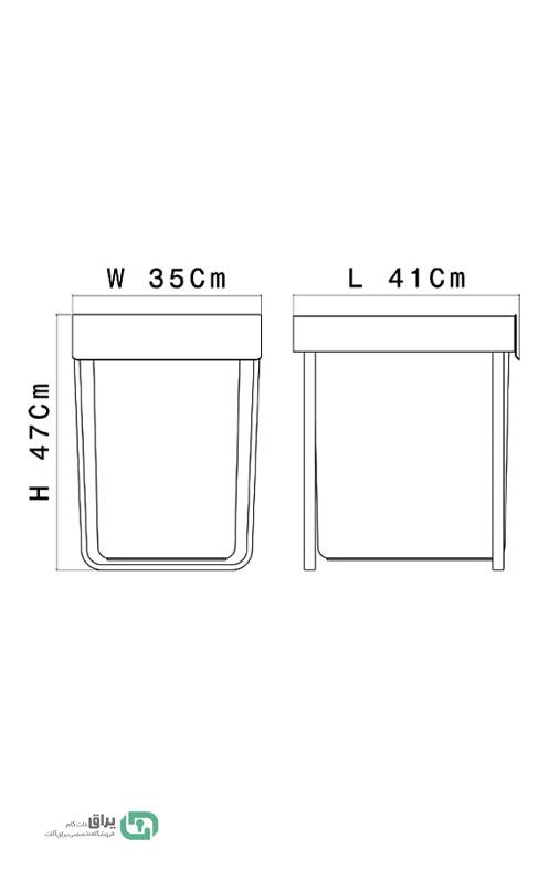 شماتیک-سطل-زباله-ریلی-A811-آدلان-Adlan