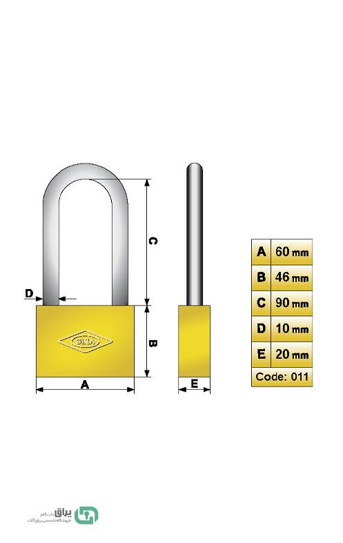 شماتیک-قفل-011-گیرا