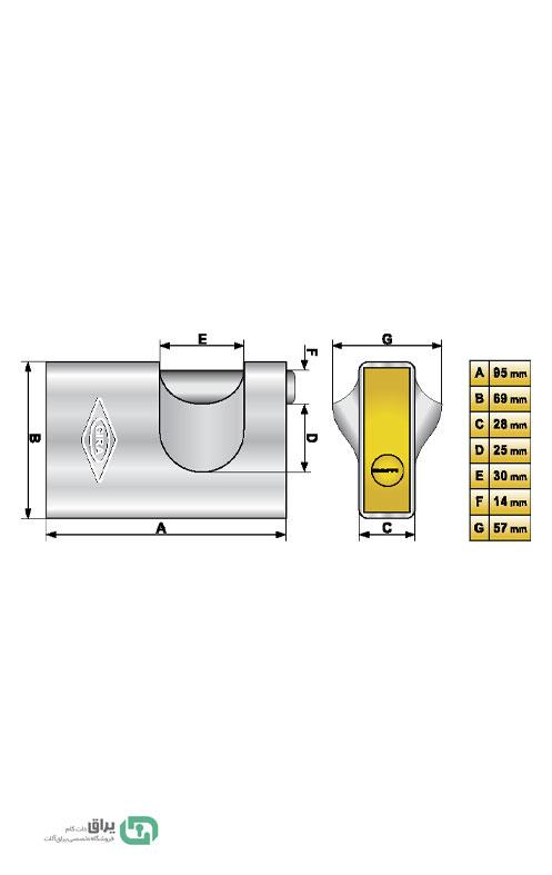 شماتیک-قفل-020-گیرا