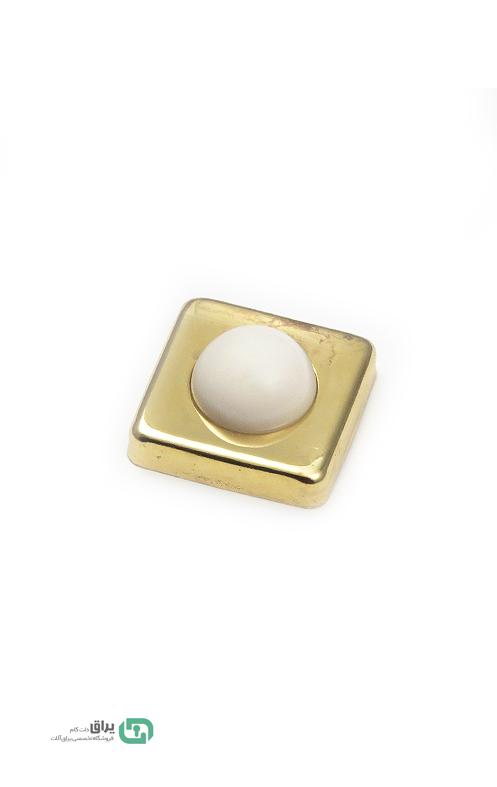 گیر درب مربعی طلایی