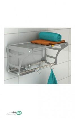 آویز حمام آریا 7321 پلاتین - platin