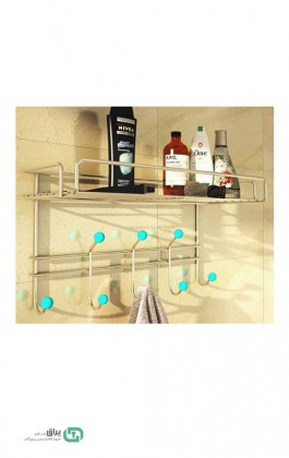 آویز حمام 7311 پلاتین - platin