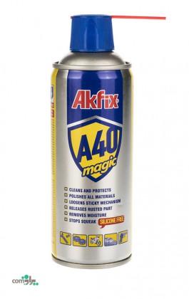اسپری روان کننده آکفیکس - AKfix