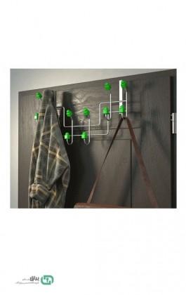 جا لباسی پشت دری U2903 پلاتین - platin
