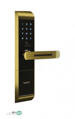 دستگیره دیجیتال رمزی مدل 89P AB ای لاک - ALOCK
