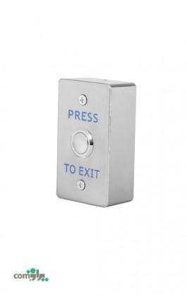 دکمه خروج استیل EXK-02 سارو -Saro