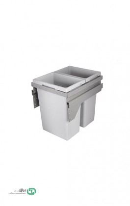 سطل زباله کابینتی چند منظوره Q250 هایلو-Hailo