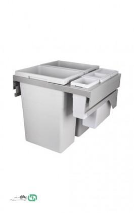 سطل زباله چند منظوره Q260 هایلو-Hailo