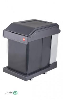 سطل زباله کابینتی چند منظوره Q140 هایلو-Hailo