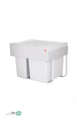 سطل زباله کابینتی چند منظوره Q150 هایلو-Hailo