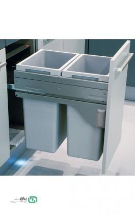 سطل زباله کابینتی چند منظوره Q245 هایلو-Hailo