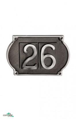 شماره پلاک P 2-8 تلرانس