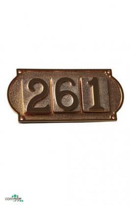 شماره پلاک P 3-5 تلرانس