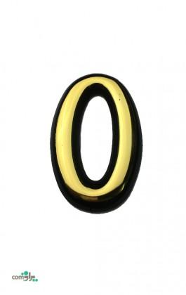 شماره پلاک پلاستیکی