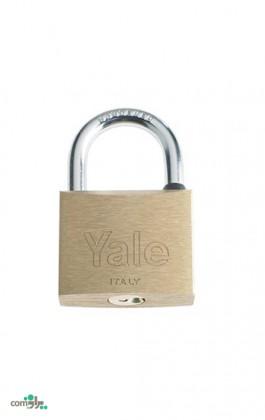 قفل آویز برنجی یال - Yale