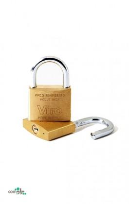 قفل آویز 70 برنجی ویرو - Viro