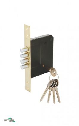 قفل چهار لول AX2 سارو - Saro