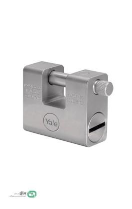 قفل کتابی فولادی سایز 84 یال-Yale