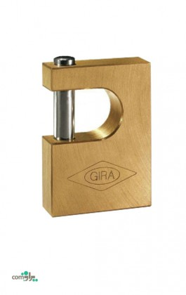 قفل کتابی 008 گیرا – Gira