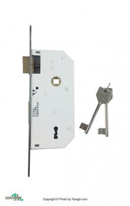 قفل کلیدی 6/5 سانت دلتا - Delta
