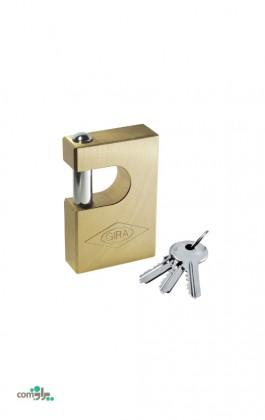 قفل کتابی 001 گیرا - Gira