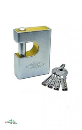 قفل کتابی 010 گیرا - Gira