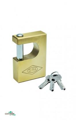قفل کتابی 033 گیرا - Gira
